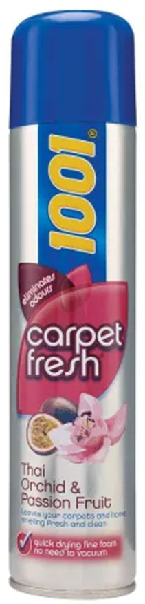 1001 Carpet Fresh Thai Orchid & Passion Fruit 300ml