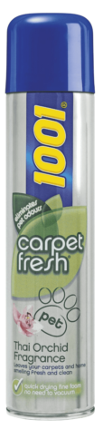 1001 Carpet Fresh Thai Orchid Pet 300ml