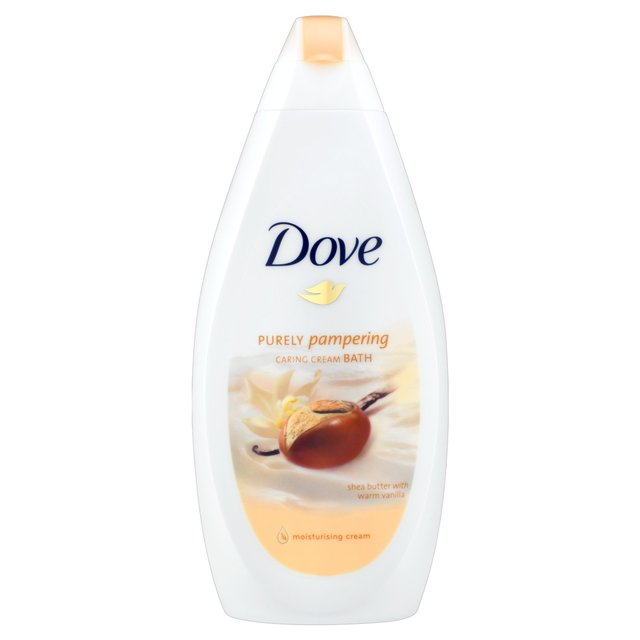 Dove Cream Bath 500ml Shear Butter