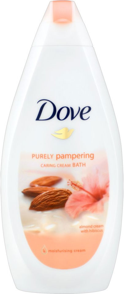 Dove Cream Bath 500ml Almond