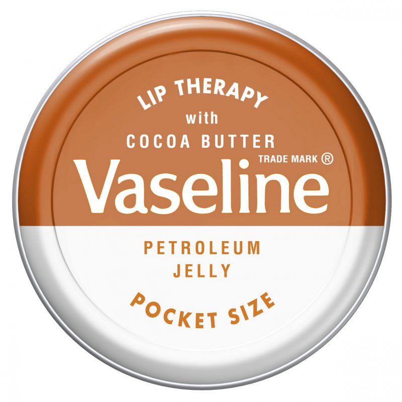 Vaseline Lip Therapy Cocoa
