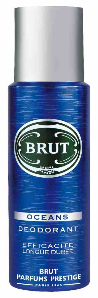 Brut Deo Spray 200ml Ocean