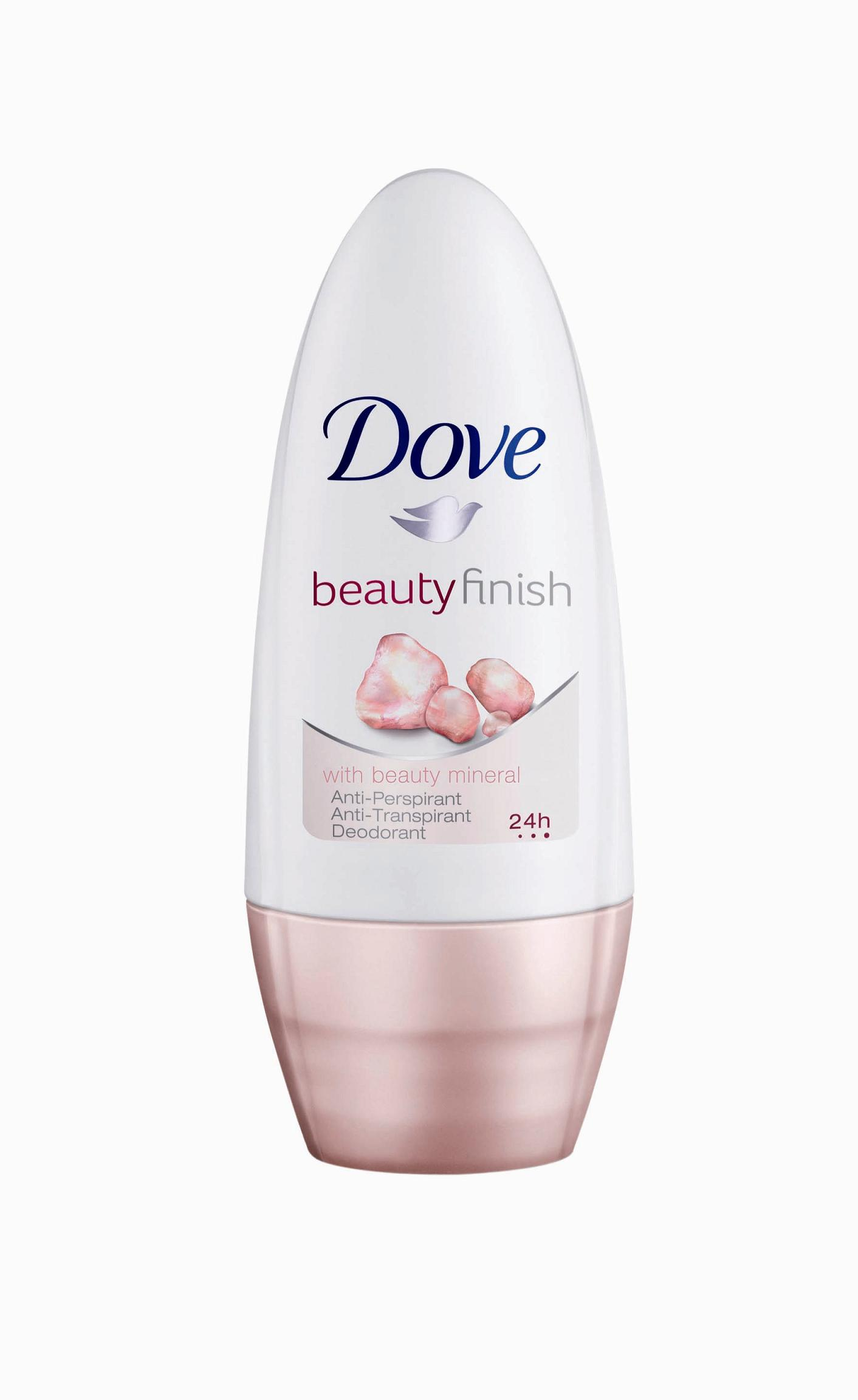 Dove Rollon Beauty Finish