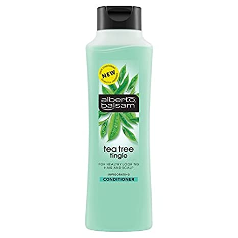 Alberto Balsam Conditioner 350ml Tea Tree