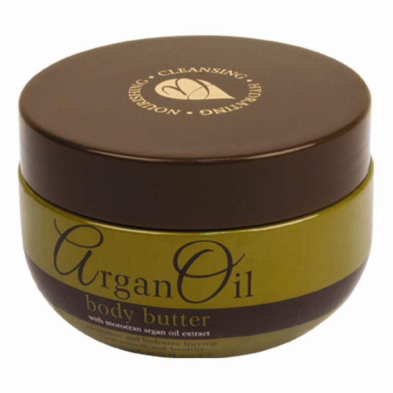Argan Oil Body Butter 250ml
