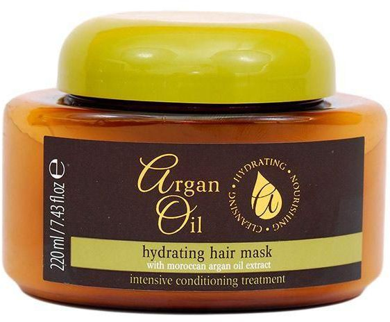 Argan Oil Hydrating Hair Mask Deep Conditioner 220ml