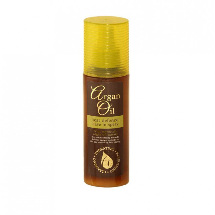 Argan Oil Night Heat Defence Leave In Spray