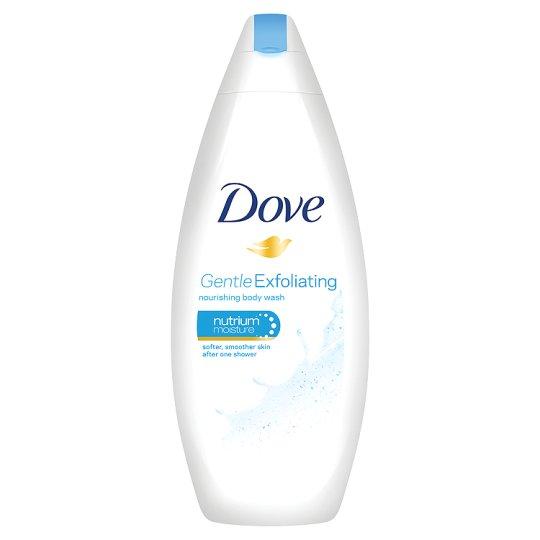 Dove Body Wash 250ml Exfoliating