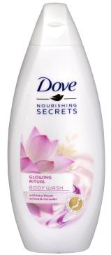 Dove Body Wash 250ml Glowing Ritual