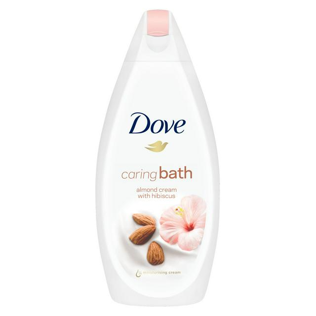 Dove Cream Bath 450ml Almond