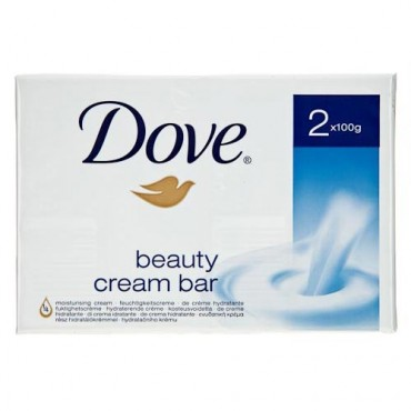 Dove Soap 2 Pack Original