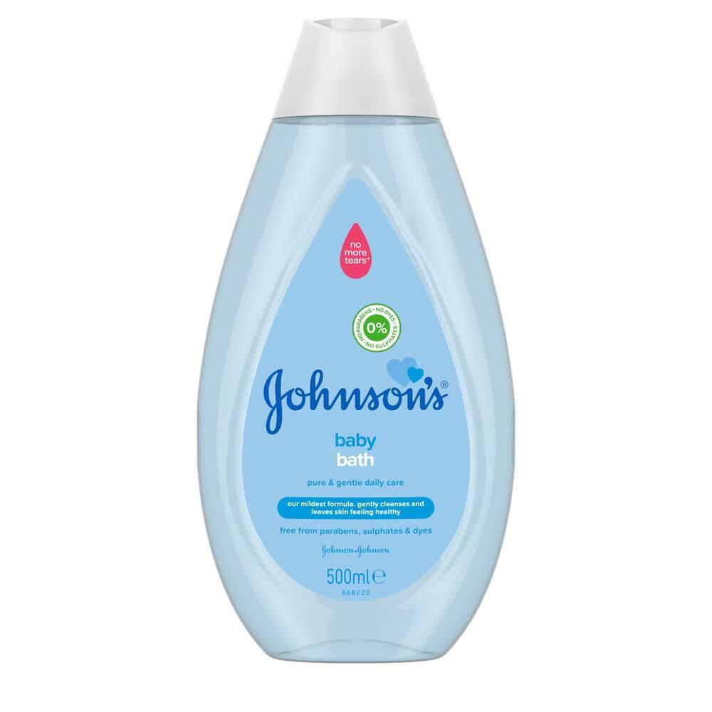 J & J Bath 500ml