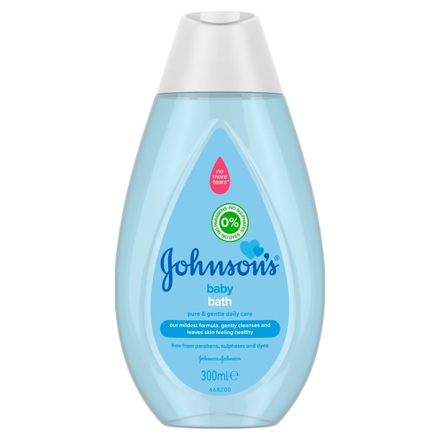 J & J Bath 300ml