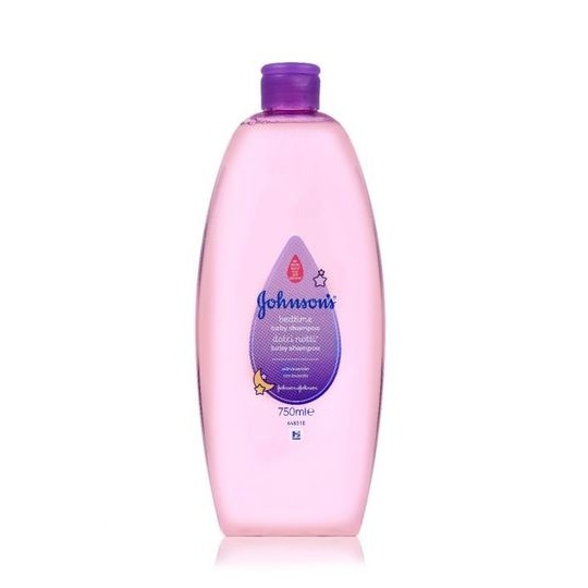 J & J Bedtime Shampoo 750ml Lavender