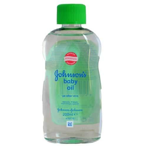 J & J Oil 200ml Aloe Vera