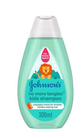 J & J Baby Shampoo No More Tangles 300ml