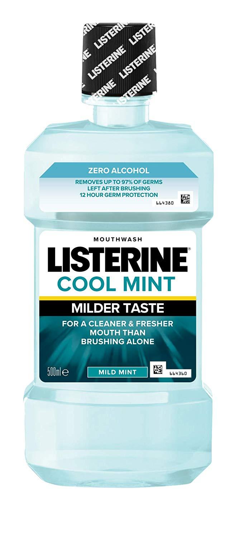 Listerine Coolmint Zero 500ml