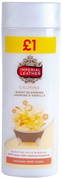 Imperial Leather Cream Bath Calming 500ml pm£1
